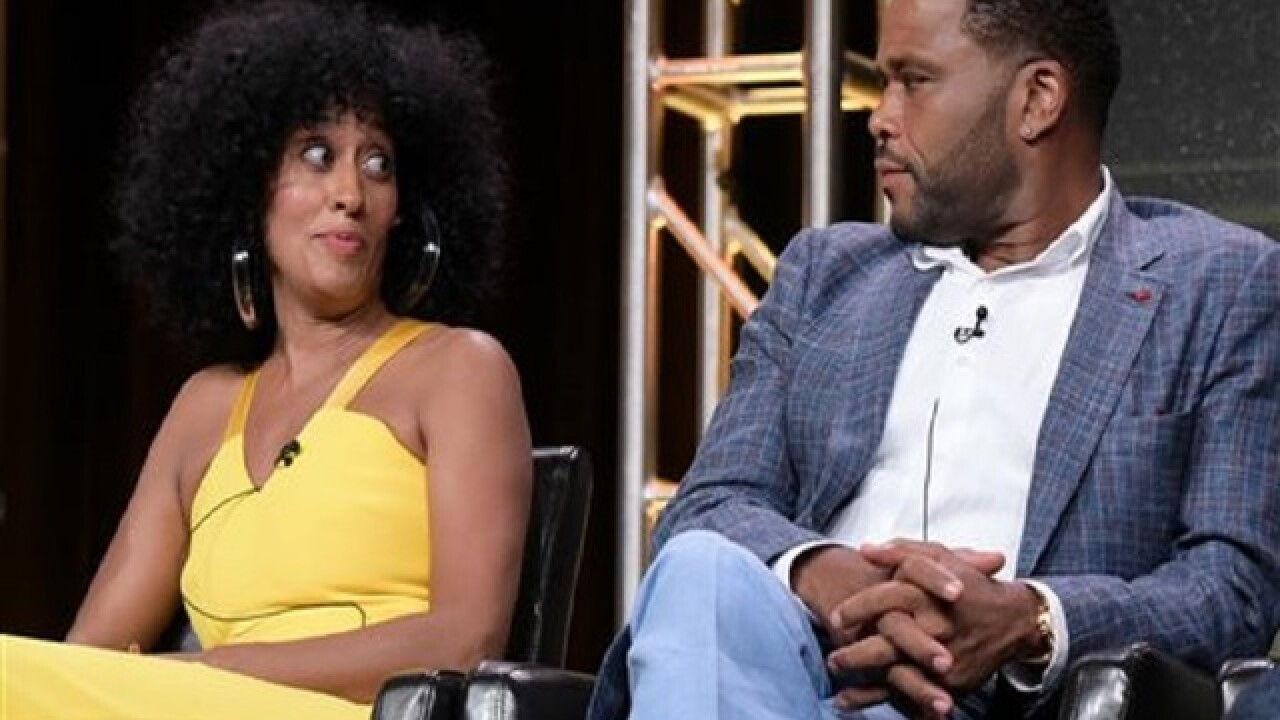 'Black-ish' boss: It's for everyone, so don't talk diversity