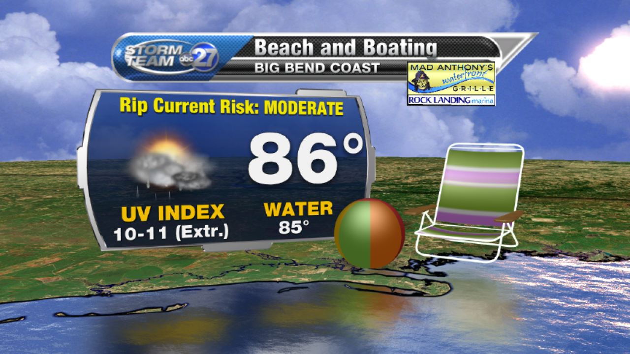 Beach and Boating forecast B (07/10/2017)