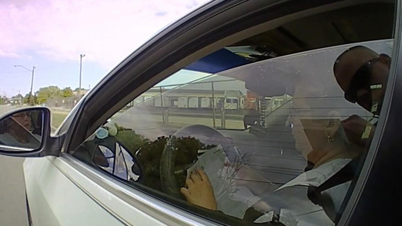 Skin cancer survivor ticketed for tinted windows