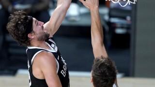 Kings Nets NBA