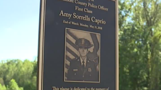 Amy Caprio's plaque.PNG