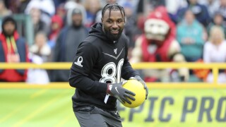 Jarvis Landry 2020 Pro Bowl Skills Showdown