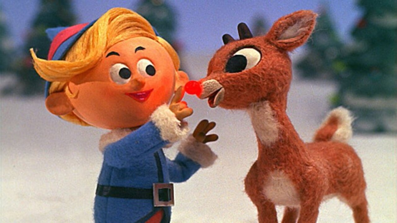 🎄CBS to air 'Rudolph The Red-Nosed Reindeer' this Monday