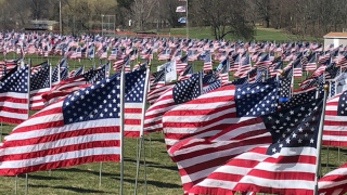 Operation Flags of Freedom 1,000 flags