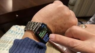 Florida man credits Apple Watch with saving his life
