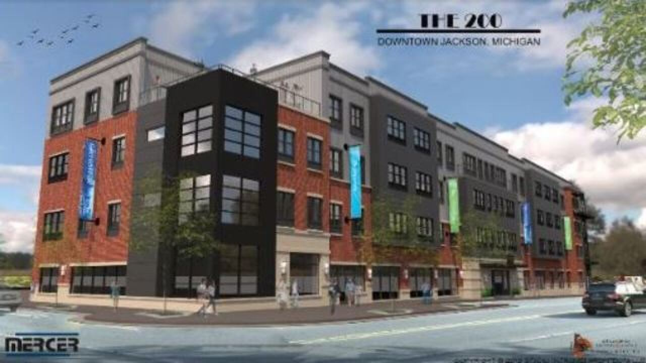 New housing, commercial development headed to downtown Jackson