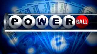 Winning numbers drawn for the Powerball jackpot