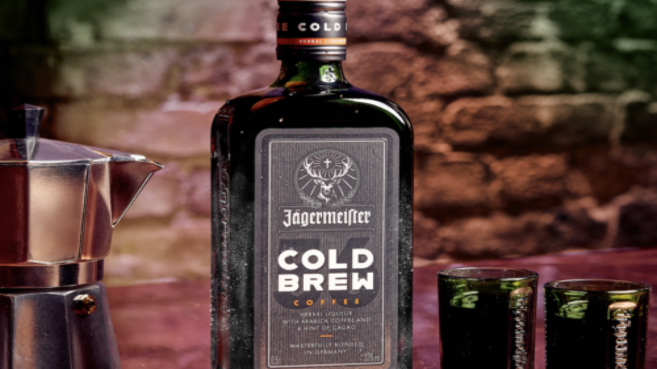 Jägermeister Cold Brew Coffee Now Exists