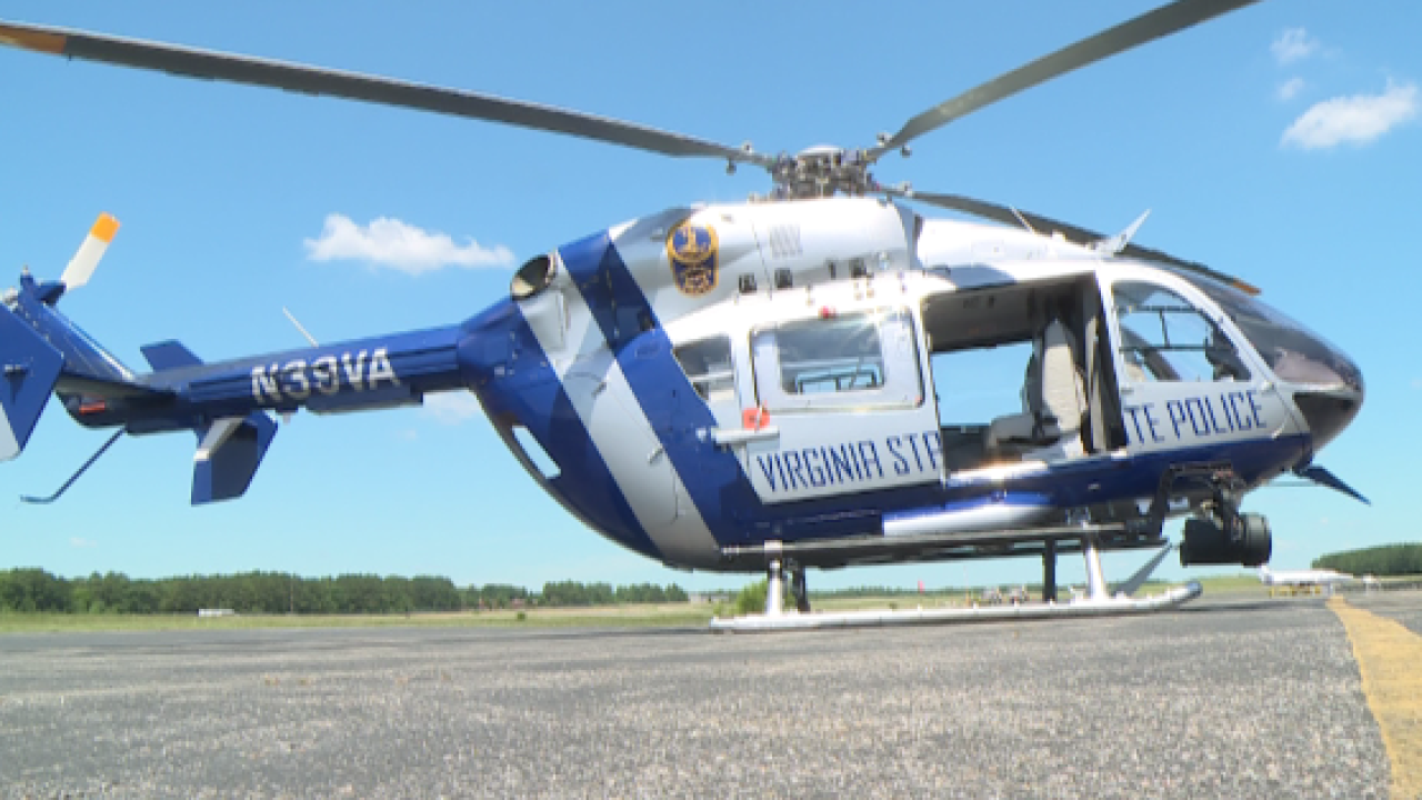 Virginia State Police aircraft mechanic will plead guilty to lying, false inspection