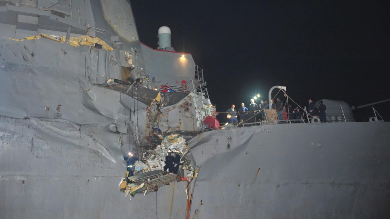 USS PORTER DDG 78 Street Sign U S Navy USN Military
