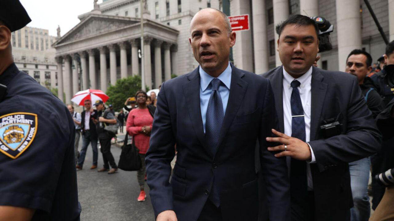 The California State Bar has taken the first step to disbar Michael Avenatti