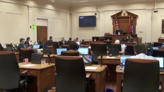 council budget meeting