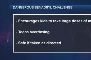 Ask Dr. Nandi: FDA warns about viral Benadryl challenge on TikTok