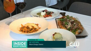Foodie Fix: MC Kitchen Emphasizes On Sourcing Locally Sourced Foods To Create Authentic Italian Dishes