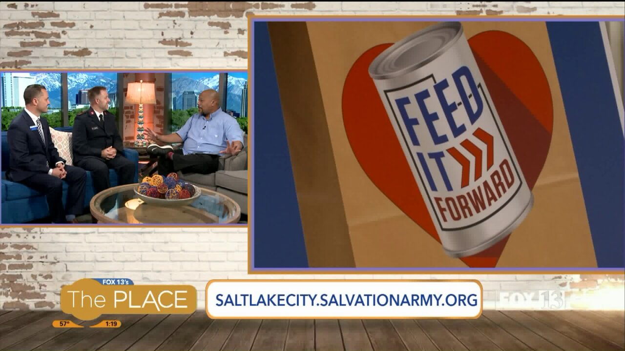 Feed it Forward: How donating $1 can equal 3.5 pounds of food