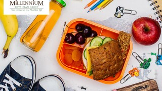 Back to school: 5 ideas for healthy eating