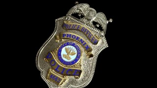 phoenix police badge AP