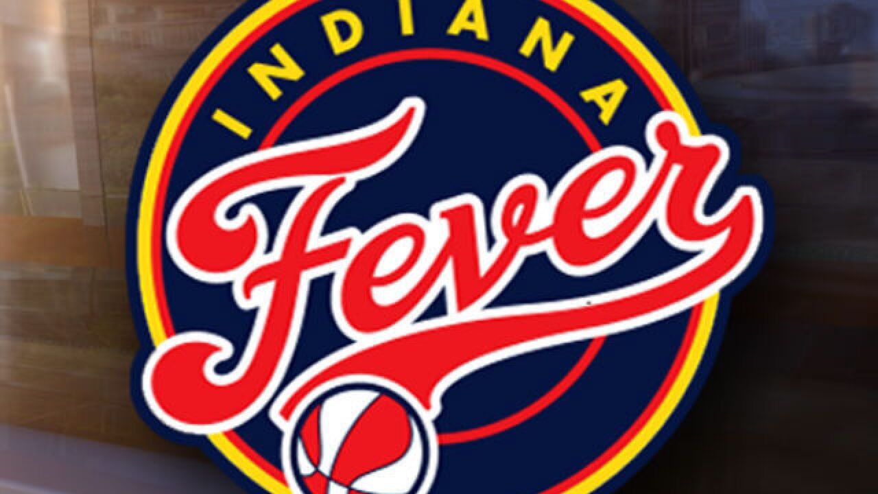 Fever top Lynx 75-69 in Game 1 of WNBA Finals