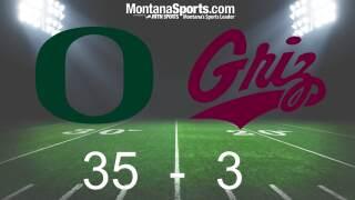 Griz Oregon rapid reaction