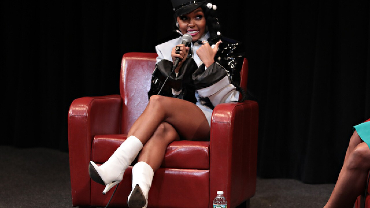 Janelle Monae opens up about her sexual orientation