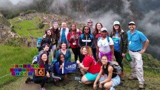 Hermitage students visit Peru: 'Machu Picchu wasamazing'