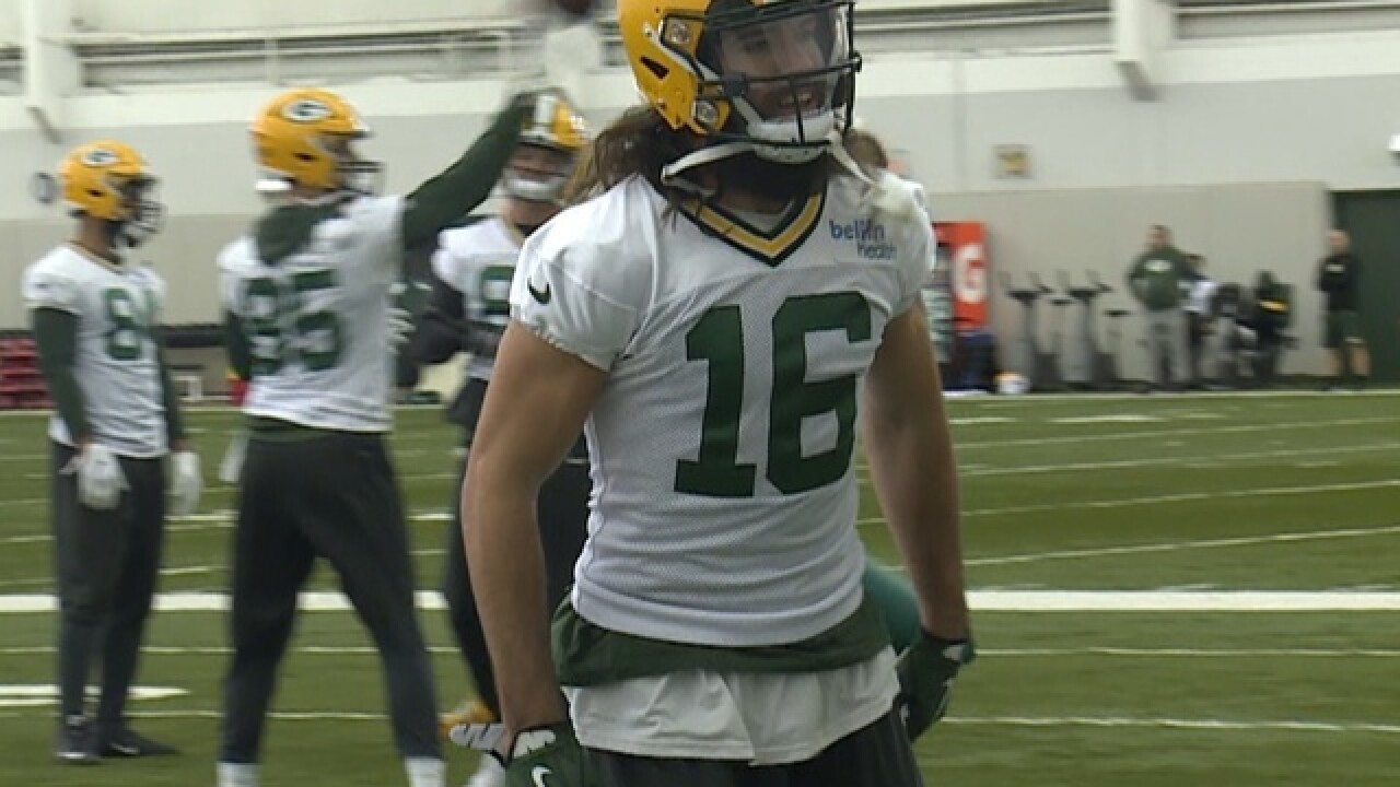 Packers activate Kumerow, send Daniels and Davis to IR
