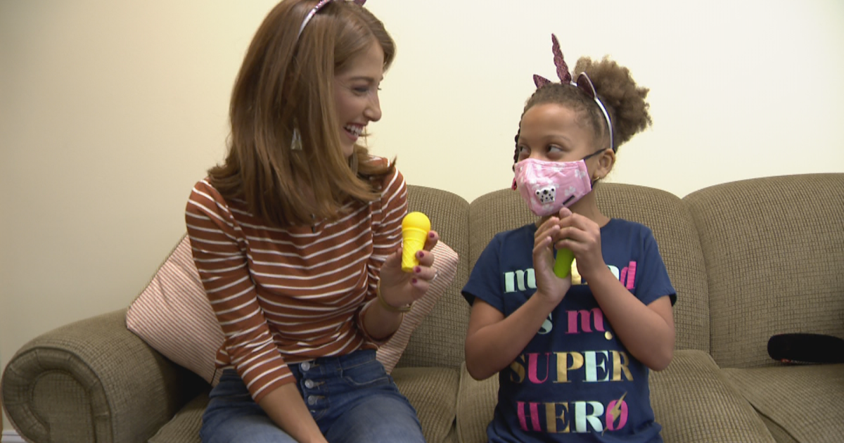 Young heart transplant patient's wish comes true