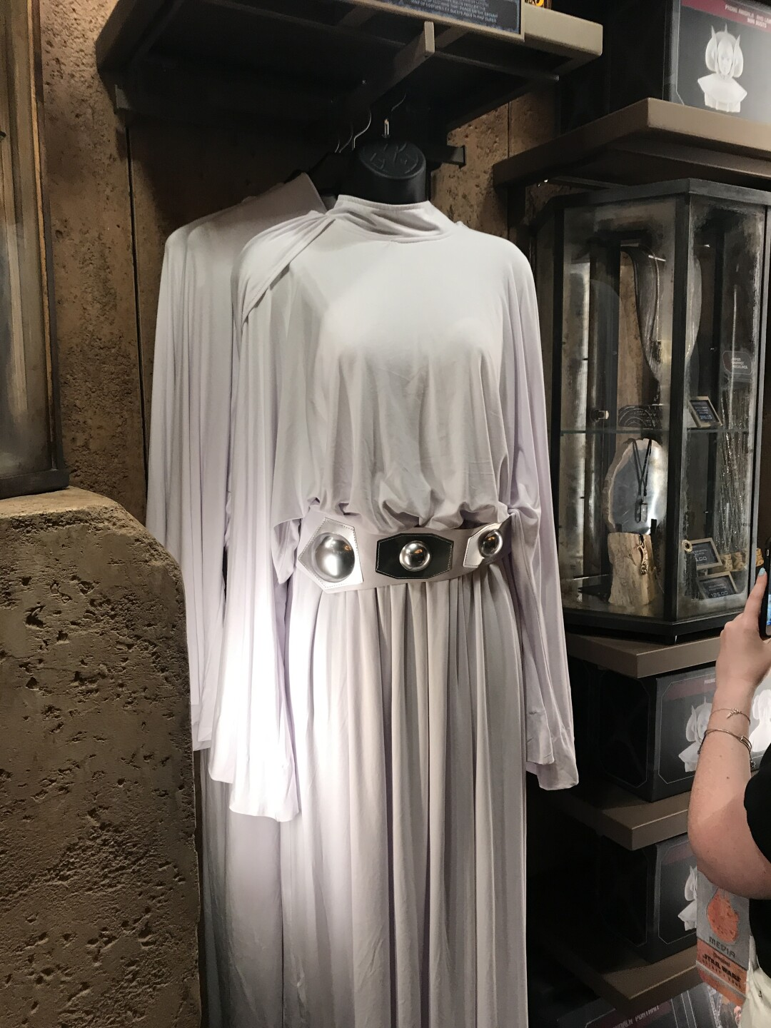 star wars galaxy's edge princess leia robe