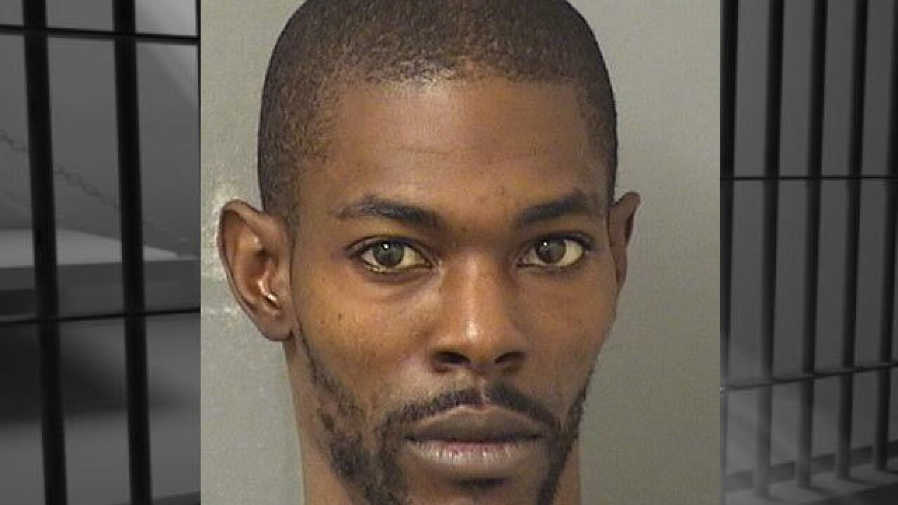 West Palm Beach fatal shooting suspect in custody