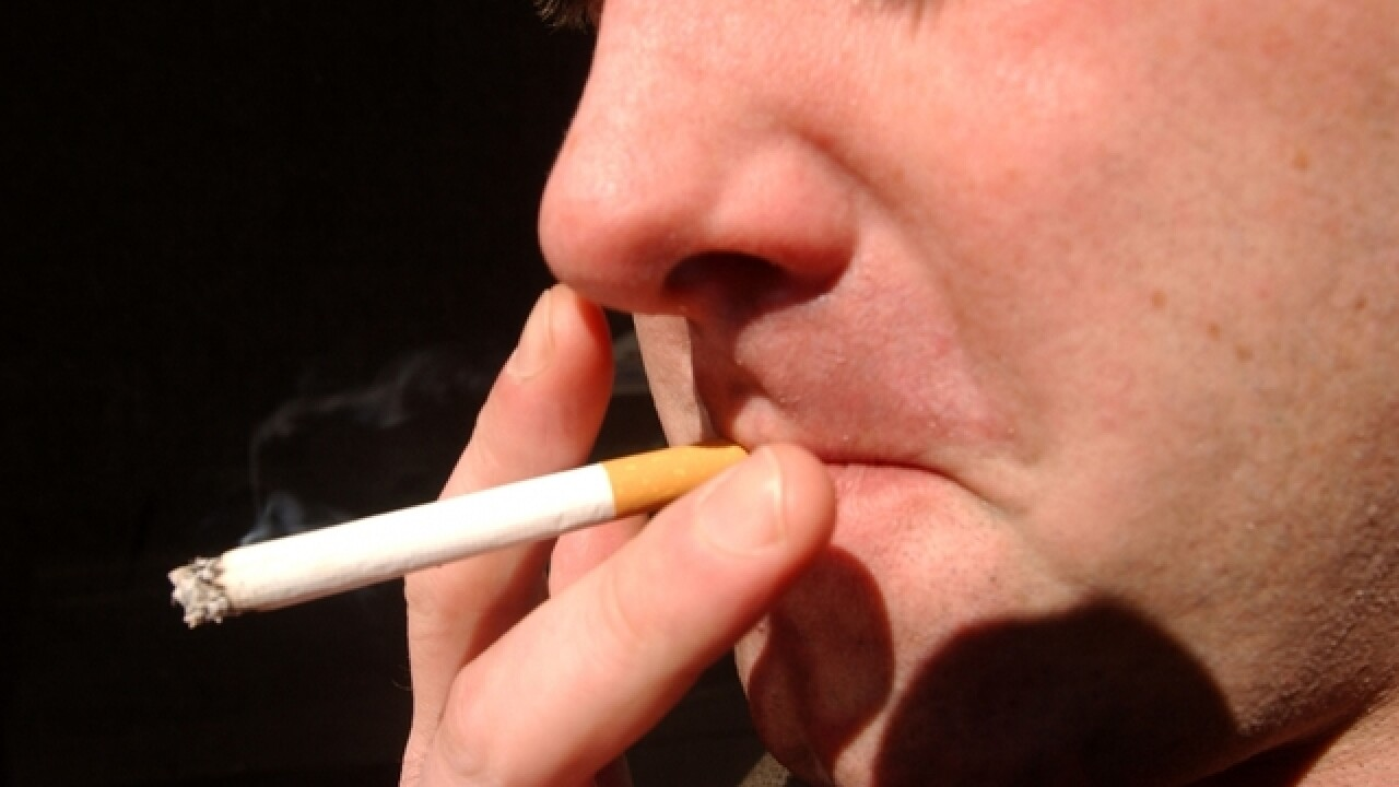 Kentucky doctor-lawmaker tries to restrict smoking in tobacco country