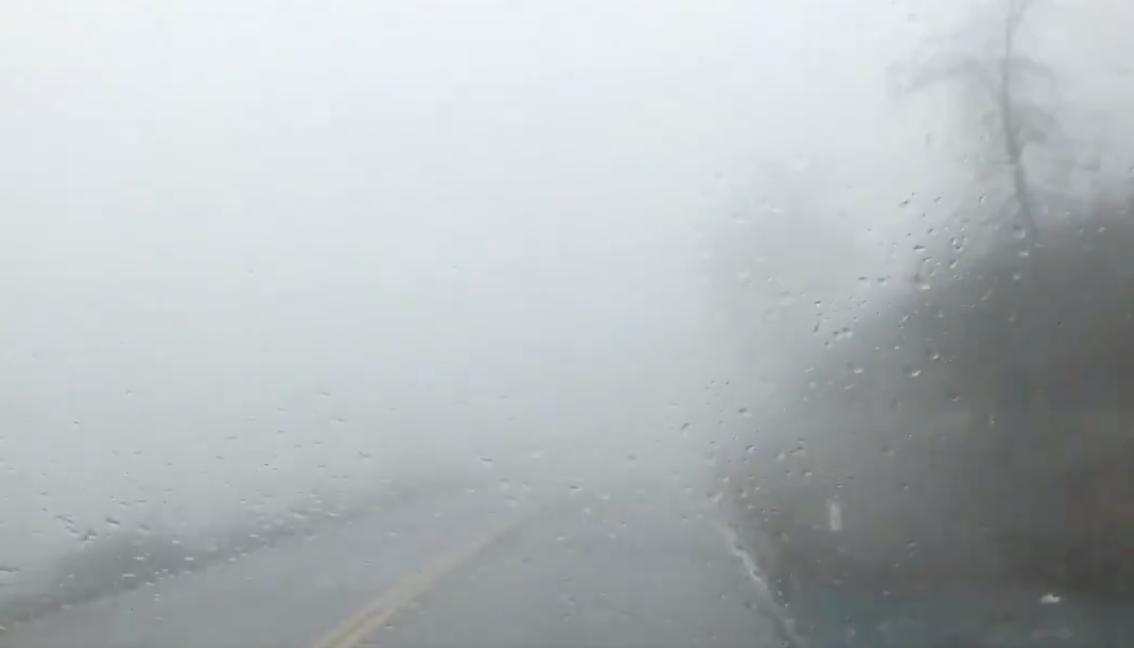 mount laguna fog