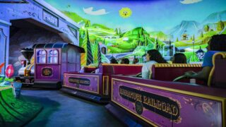 Mickey And Minnie Finally Got Their Own Ride At Disney World