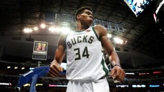 Bucks' Giannis Antetokounmpo says inability to score lunch not a big deal
