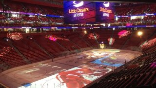 PHOTOS: Inside Little Caesars Arena's grand opening