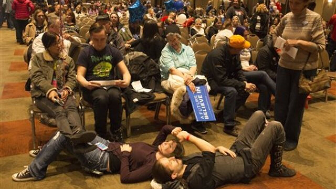 Bernie Sanders wins Idaho Democratic Caucus