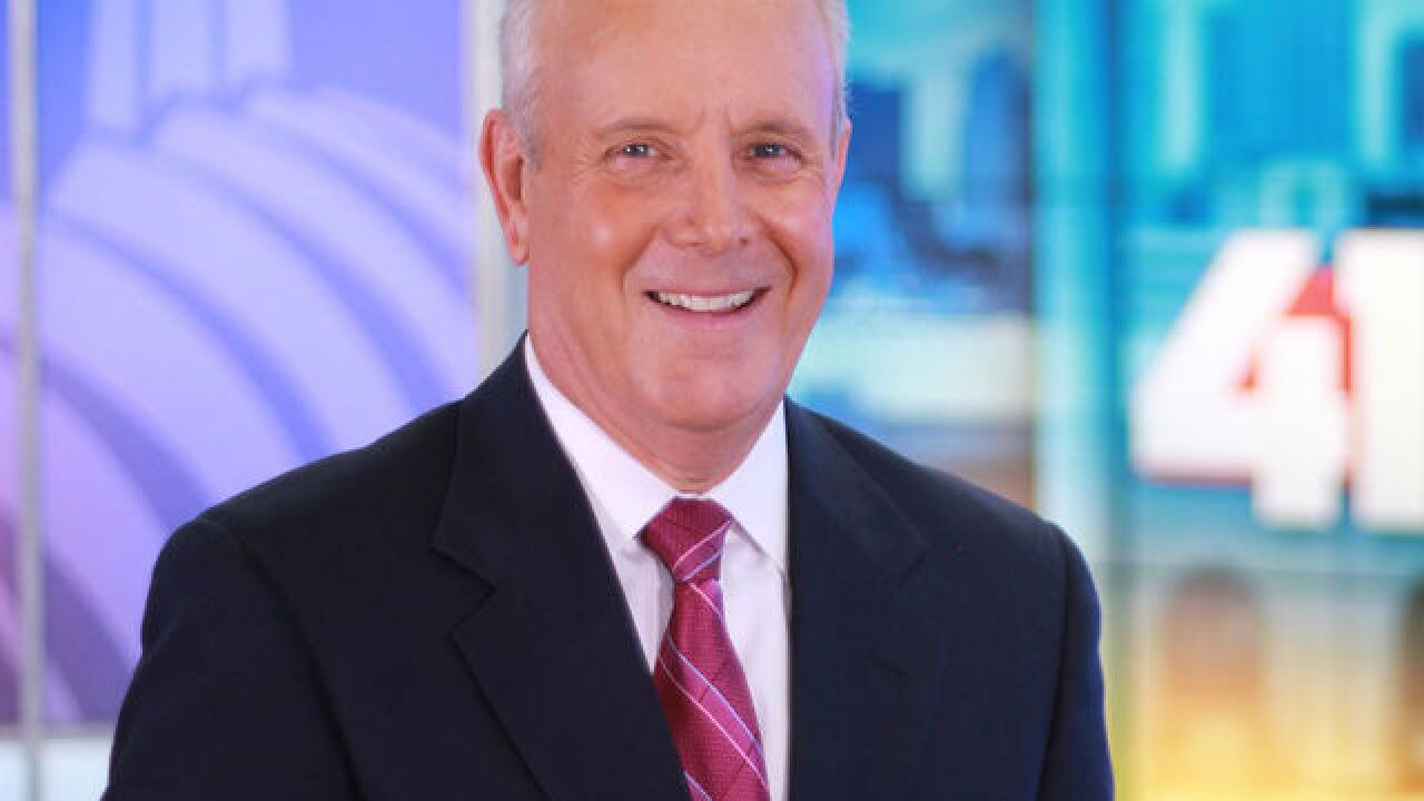 Veteran sports anchor Frank Boal announces his retirement