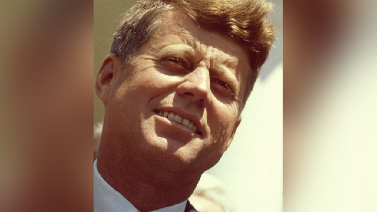 Thursday marks the 55th anniversary of the assassination of President John F. Kennedy