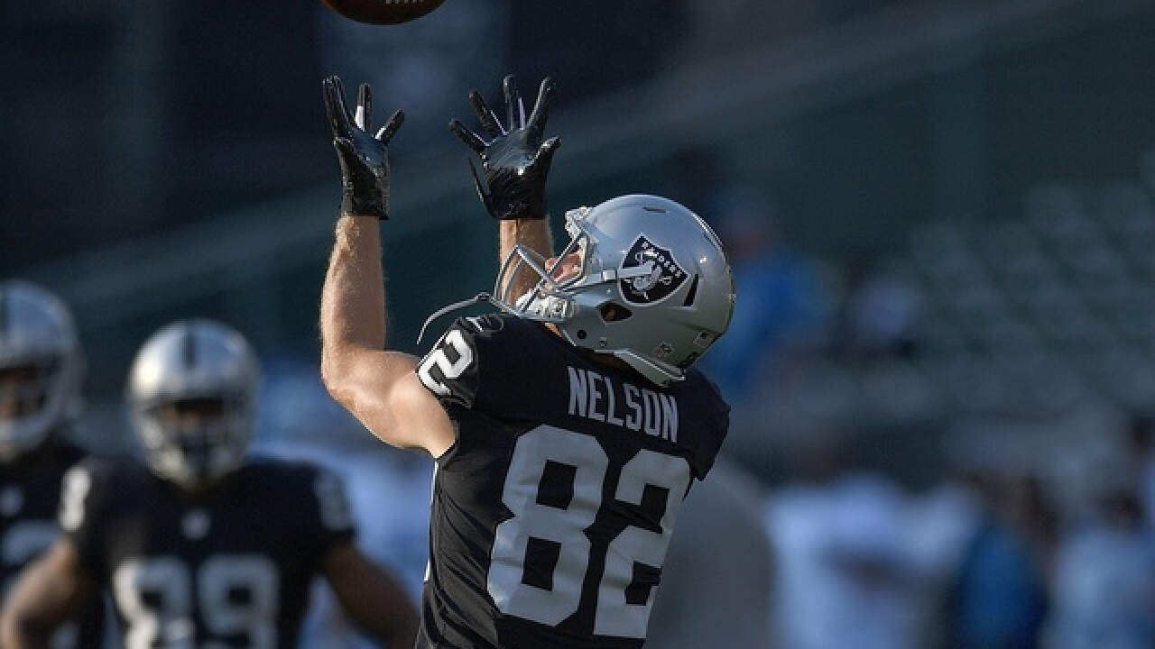 "Seeing Jordy Nelson in Oakland will be ""weird"" for Packers"
