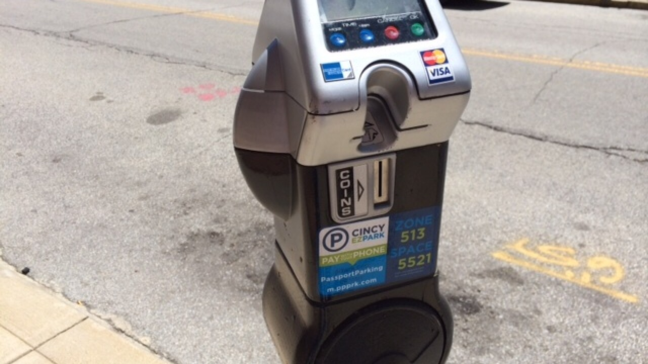 Decapitated meters push city to switch to kiosks
