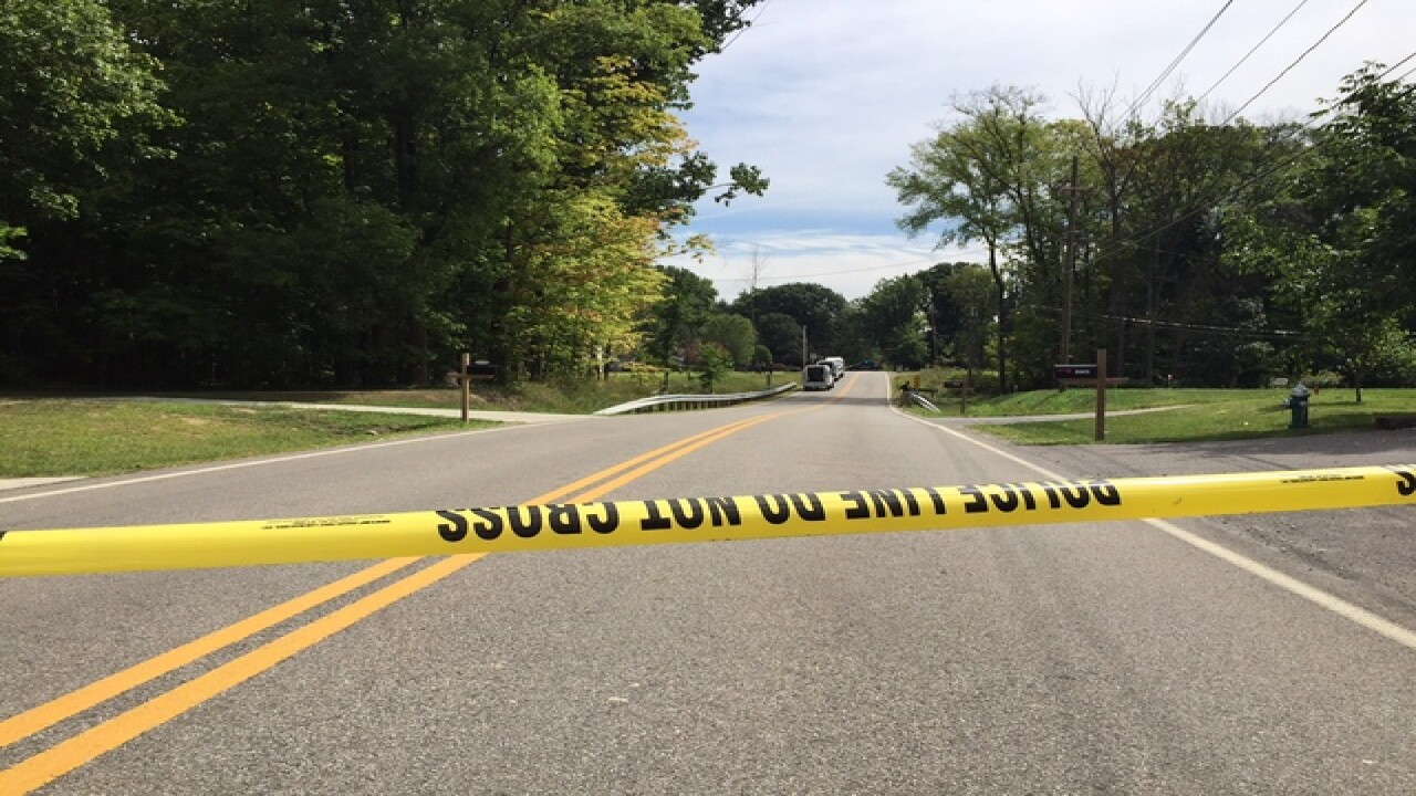Body found by Olmsted Twp. worker while cleaning