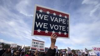 US-VAPE-PROTEST-health-vaping