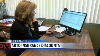 Auto insurers are giving Montana customers rebates and discounts