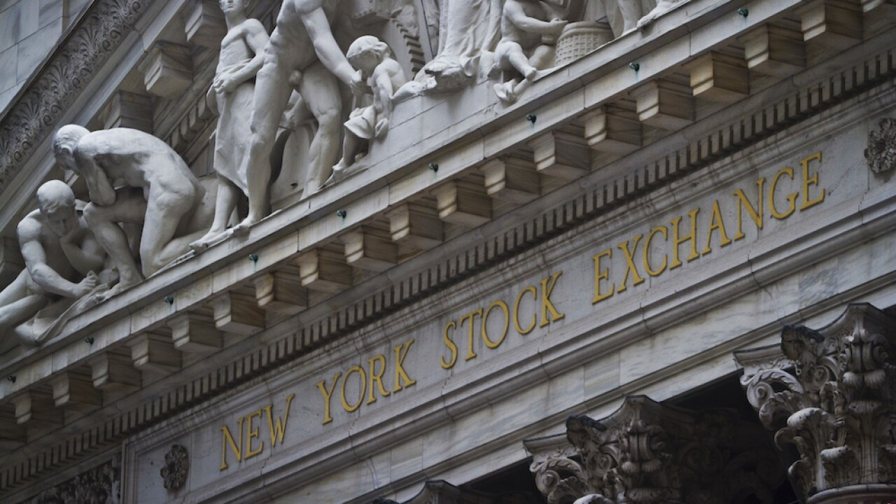 Stocks drop sharply as tech sector stumbles; following weeks of record highs