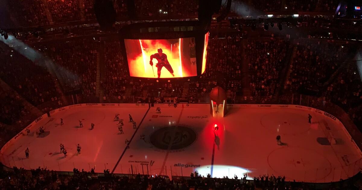 Game preview: Vegas Golden Knights vs San Jose Sharks