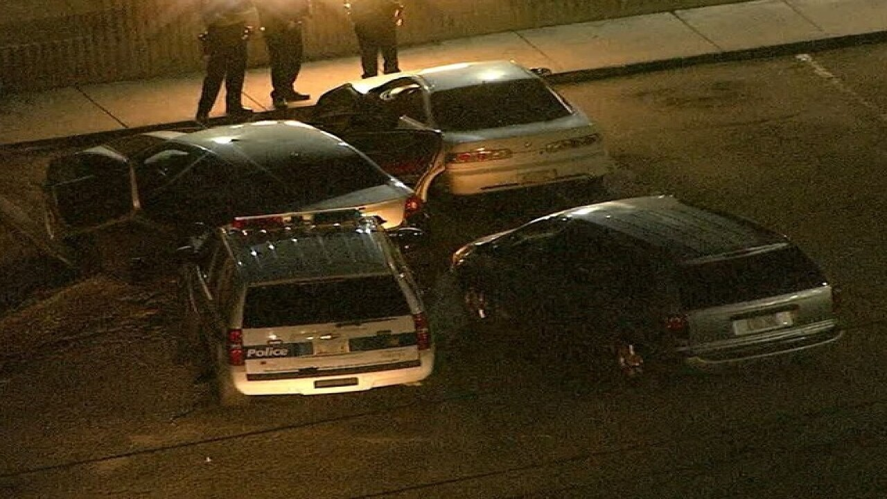 Person shot in N. PHX officer-involved shooting