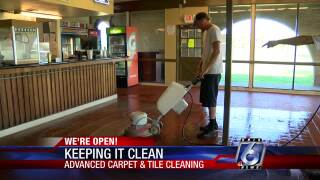 Advanced Carpet & Tile has varied cleaning repertoire