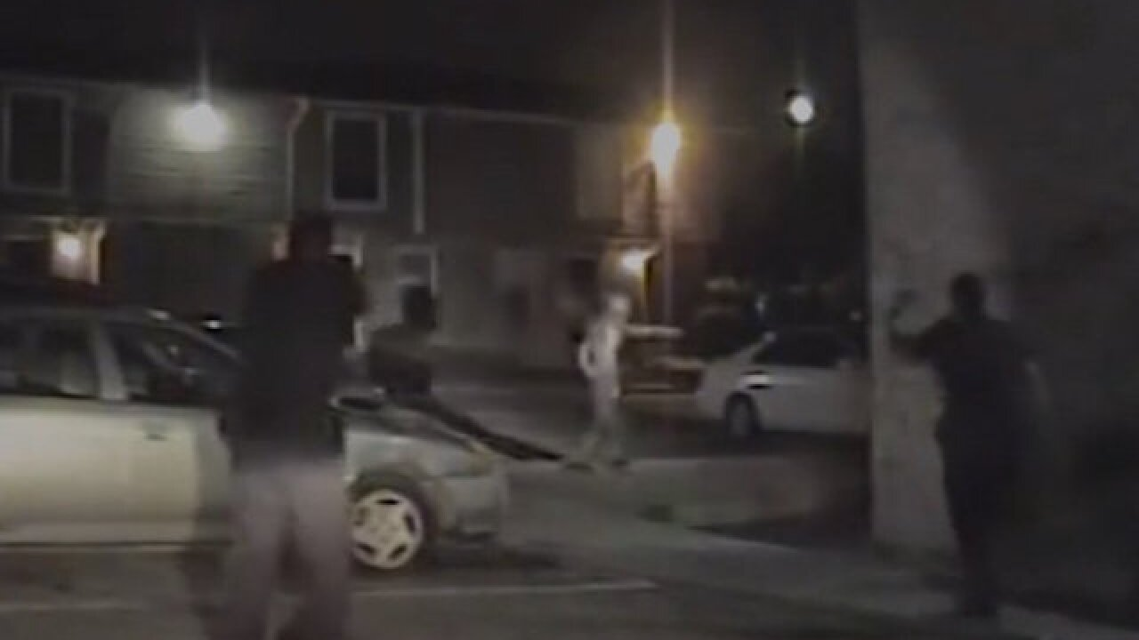 Dashcam video appears to show Fort Worth cop shooting man in the back