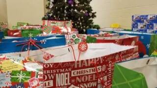 Photos: Portsmouth nonprofit makes Christmas happen by collecting $15,000 worth of toys for localfamilies