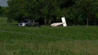 Plane crash in Vermilion Parish