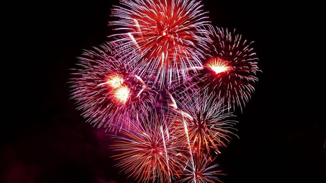 The Fourth of July firework shows to watch in Western New York